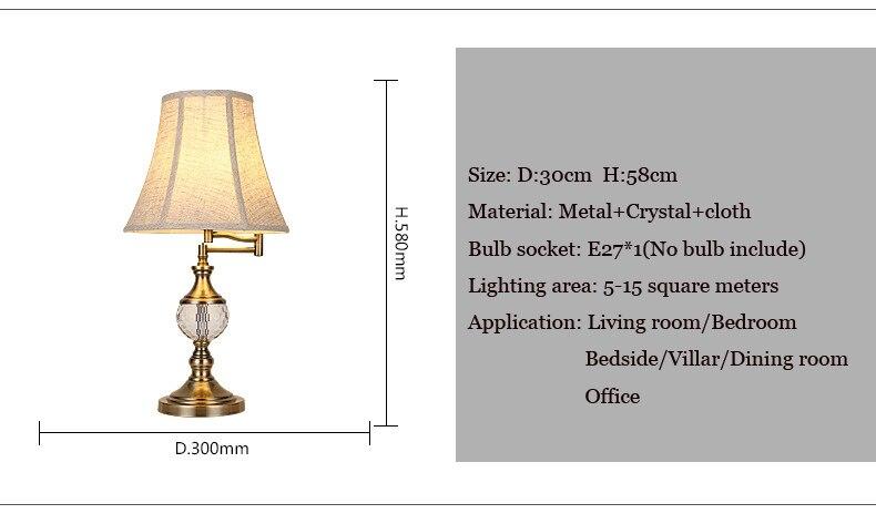 mesa balancim tecido luz sala estar cabeceira