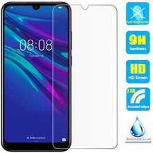 2Pcs Tempered Glass For Huawei Y5 Y6 Y7 Prime Pro Y9 2019 Glass Screen Protector