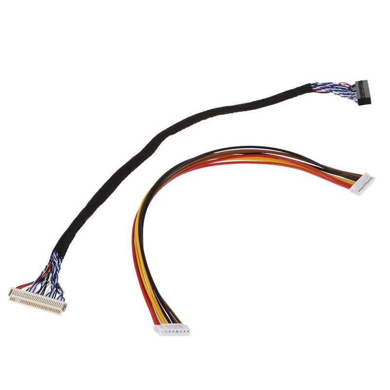 Mt561-B evrensel Lvds Lcd monitör ekranı sürücü kontrol kurulu 5V 10 inç-42 inç dizüstü bilgisayar parçaları Diy kiti