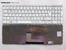 Это Итальянский клавиатура для ноутбука toshiba satellite l50