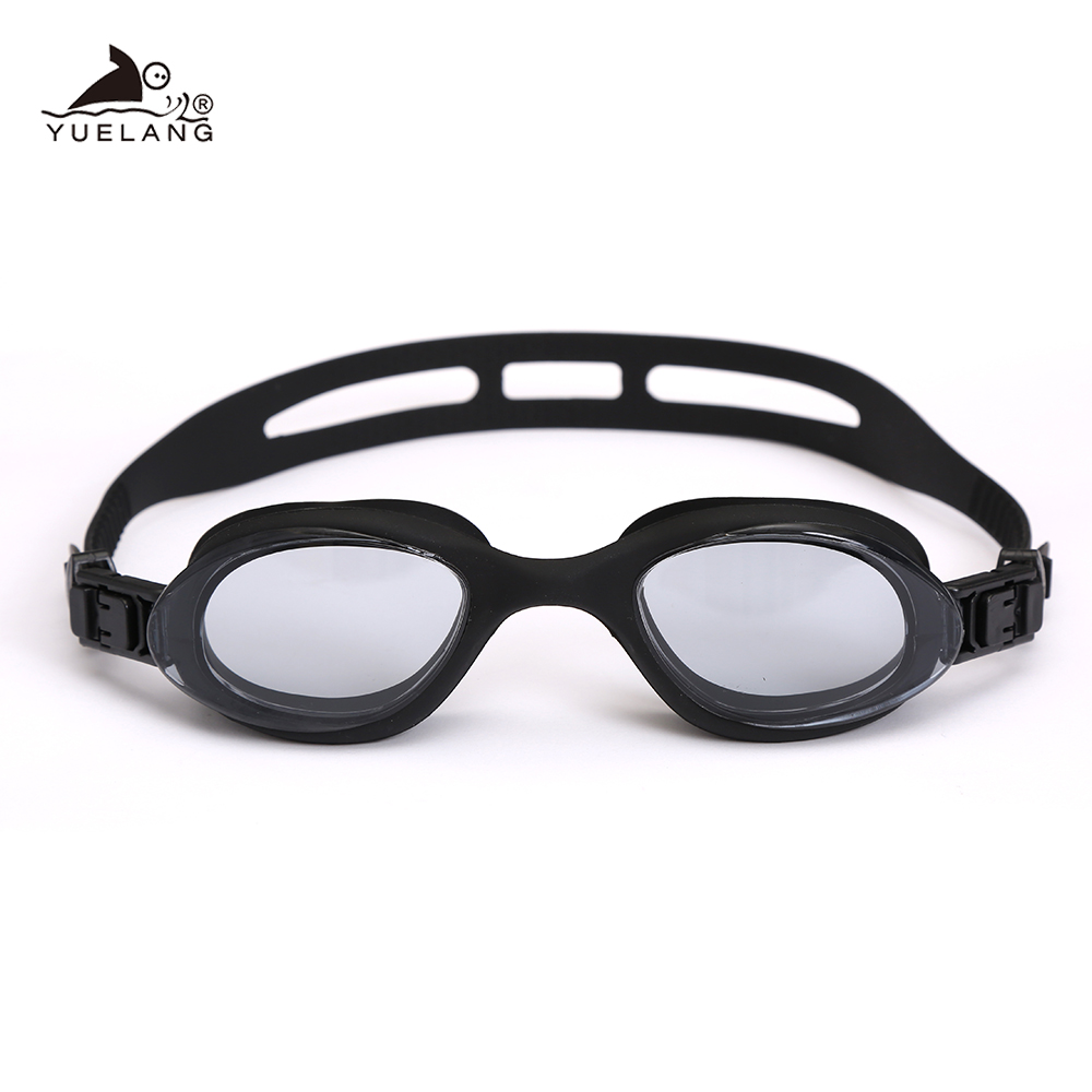 Children Swimming Goggles Anti-fog Diving Glasses Adjustable Eyewear Pull Buckle Sports Kids Professionl Silicone Swimming Glass
