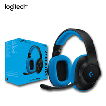 Original Logitech G233 Gaming Headset Wired Control Headphon