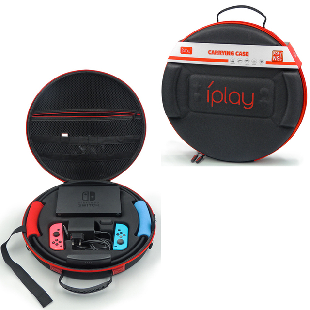 Fitness Ring Storage Case Voor Nintendo Switch Ns Ring Fit Avontuur Zak Ring Conhandbag Voor Nintend Switch Console Accessoires