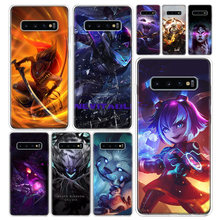 League of Legends Lol Hero Phone Case Cover For Samsung Galaxy A51 A71 A50S A70S A10 A20E A30 A40 A01 A21 A41 M30S S A6 A7 A8 A9(China)