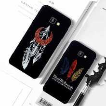 Fashion Pattern Soft TPU Case For Samsung Galaxy J4 2018 Case For Samsung Galaxy J4 Plus Core Phone Case Cover клип кейс deppa samsung galaxy j4 plus tpu black