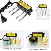 Water-Tester Electrolyzer-Electrolysis-Pen Quick-Water Iron-Bars TDS Eur-Plug