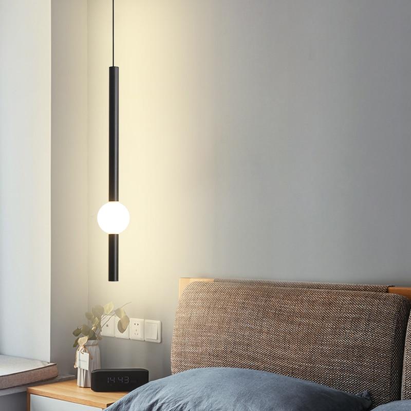 LED Pendant Lamp Modern Hanging Lights Pendant Lighting iron Modern Lighting for Restaurant Pendant Lighting Dining room Bedroom