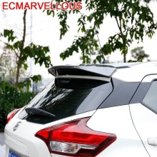 Automovil Decoration protector Car Styling Modification Automobiles Exterior Accessories Decorative Spoilers 17 FOR Nissan Kicks