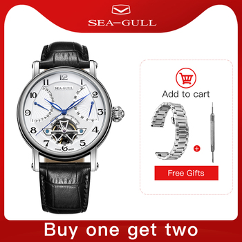2020 New Products Seagull Watches luxury Men's automatic mechanical watch High Brand 50m waterproofing Bracelet Sports - discount item  30% OFF Men's Watches