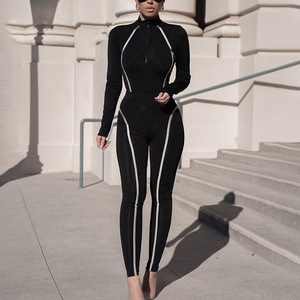 Women Yoga Set Set 2 Piece black fashion Vital Seamless Sport Suit Gym Clothes Fitness Crop Top Shirt High Waist Sportswear