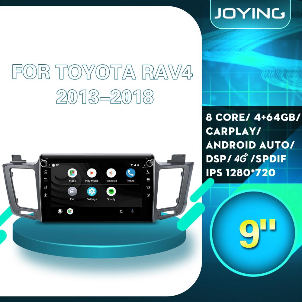 Auto Product Android Car Stereo Autoradio Accessories For <font><b>TOYOTA</b></font> <font><b>RAV4</b></font> <font><b>RAV</b></font> <font><b>4</b></font> 2013 <font><b>2014</b></font> <font><b>2015</b></font> <font><b>2016</b></font> <font><b>2017</b></font> 2018 GPS Multimedia Player image