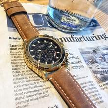 MEGIR ชายนาฬิกาแฟชั่นกีฬานาฬิกาควอตซ์ Analog ผู้ชายยี่ห้อ Luxury นาฬิกากันน้ำ Relogio Masculino Relojes 2020