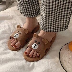 Summer Woman Home Slippers Cut