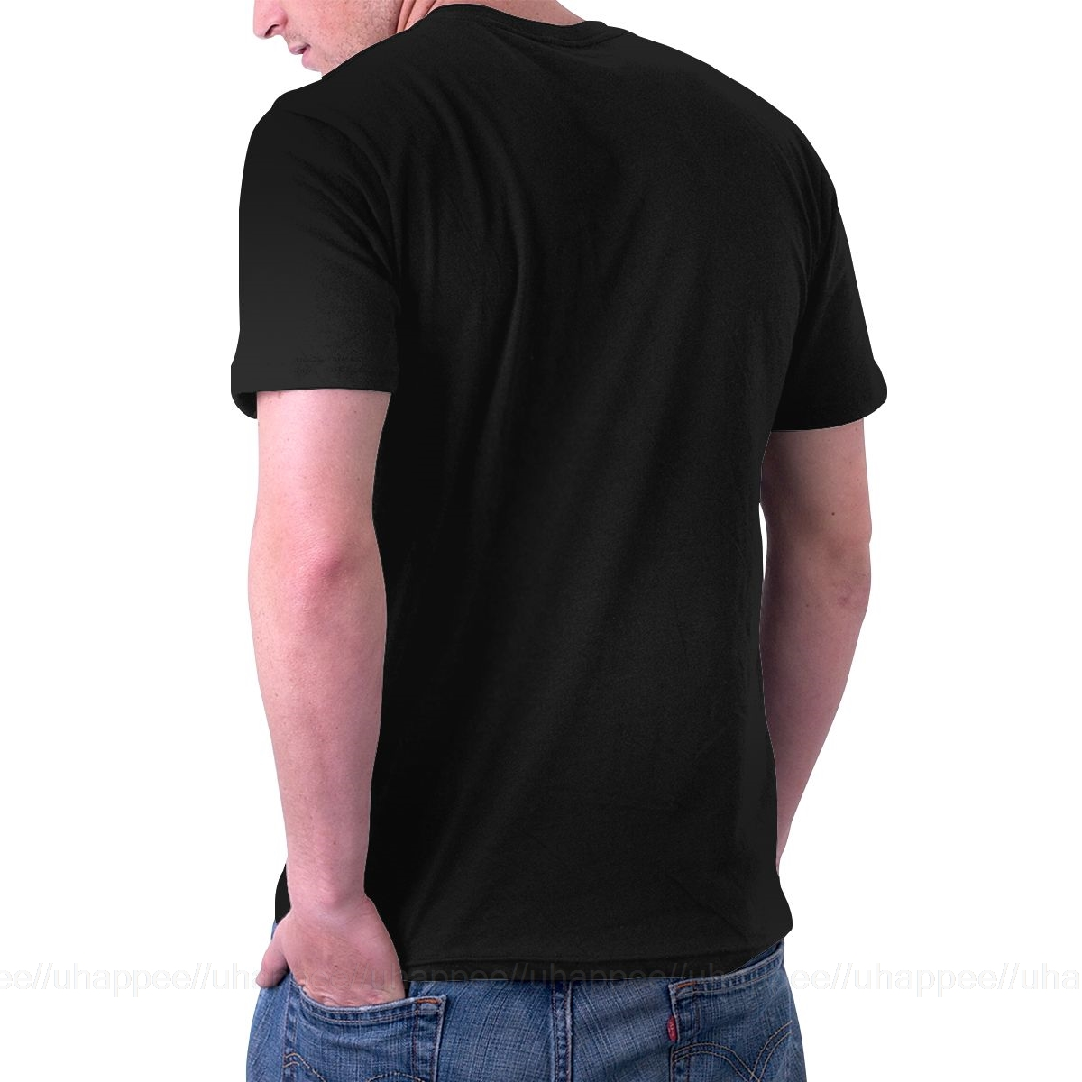 Black All About Fishing Tee Shirt Men Top Quality Short Sleeves Pure Cotton Crew Neck Tee Shirts