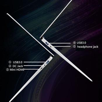 RU Fingerprint unlocking 15.6 inch laptops Windows 10 1920*1080 Intel Celeron J4125 12GB RAM 128GB/256GB/512GB/1TB HDMI Notebook 3