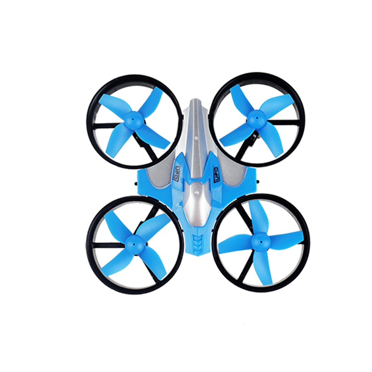 Rc Helicopter 4ch Kids Toys Boys 10 15 Years Mini Drone Rc Quadcopter Toys For Children Kids Toys Pocket Drone Red Blue Small