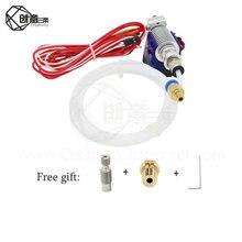 Printer-Parts Remote-Extruder-Kit E3dv6-Nozzle Direct-Drive Heating-Block J-Head-Kit