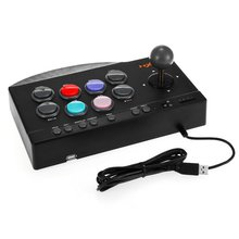 For PXN PXN-0082 4 in 1 USB Interface Wired  Arcade Joystick Gamepad Fighting Stick Game Controller  for PC PS3 PS4 Xbox one