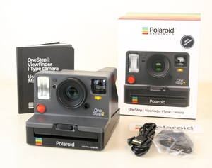 Image 2 - Polaroid Onestep2 VF +  white stranger things edition rainbow New camera with i type film and 600 film