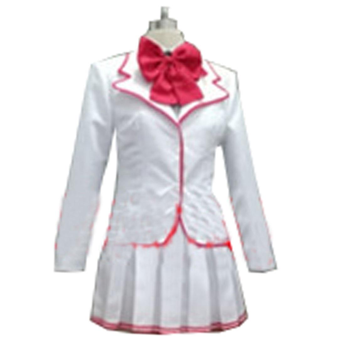 2019 Yandere Simulator Ayano Aishi Yandere-chan Aoi Ryugoku School Uniform Cosplay Costume