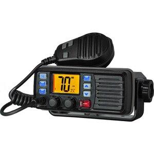 Image 2 - RS 507M حديث VHF البحرية راديو مع نظام تحديد المواقع 25 واط اسلكية تخاطب IP67 مقاوم للماء قارب المحمول محطة راديو ذو تردد عالي جدًا