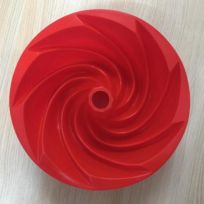 Kleine Größe Silikon Spirale Kuchen Form Schokolade Mould Backen Küche Werkzeuge - 6