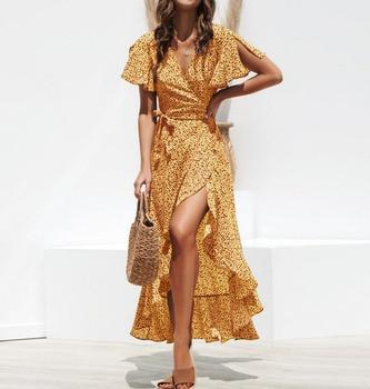 Summer Beach Maxi Dress 4