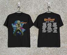 NEW Britney Spears T Shirt Tour Concert 2001 Pop Tee Album Promo Band Tee Print T-Shirt Men Summer Top Tee