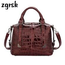 купить Ladies Shoulder Bag Brand Female Handbag Zipper Solid Pu Leather Bags For Women Handbags Handbag Red Vintage Bag Bolsas Feminina по цене 1218.6 рублей