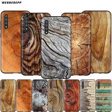 Texturas de Madeira Padrão Case for Samsung Galaxy S7 Webbedepp S8 S9 S10 Plus Nota Borda 10 8 9 A10 A20 A30 A40 A50 A60 A70(China)