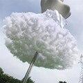 Белая короткая женская Тюлевая подъюбник на Хэллоуин, винтажный Свадебный подъюбник в стиле кринолина, Нижняя юбка для невесты, юбка-пачка ...
