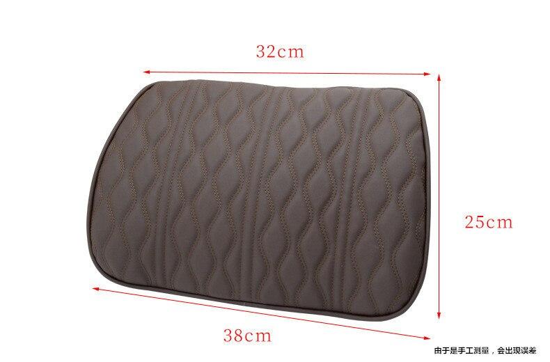 car pillow set 3