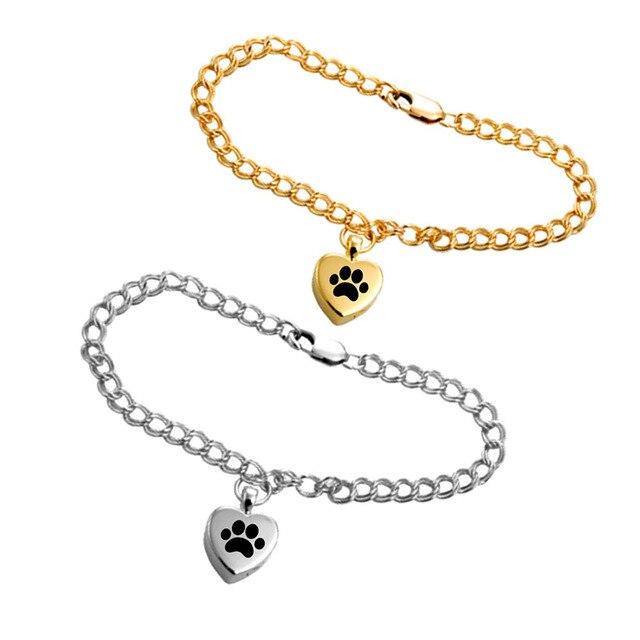 Heart  Paw  bracelets 1