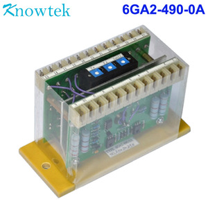 Image 2 - AVR 6GA24900A Circuit Diagram 6GA2 490 0A 6GA2 490 0A for 1FC5 1FC4 Series Generator Alternator