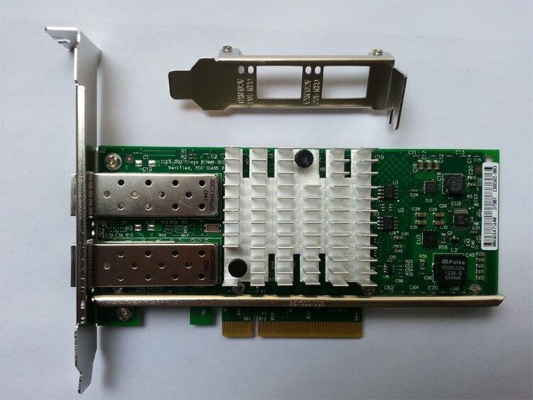 New OEM Intel X520-DA2 Dual Port 10G PCI-E X8 Intel 82599es Network Card