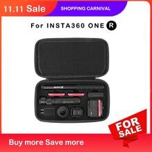 حافظة لجهاز INSTA360 ONE R حقيبة رصاصة تايم متعددة الوظائف حقيبة التخزين حقيبة حمل ل INSTA360 ONE R Accessories
