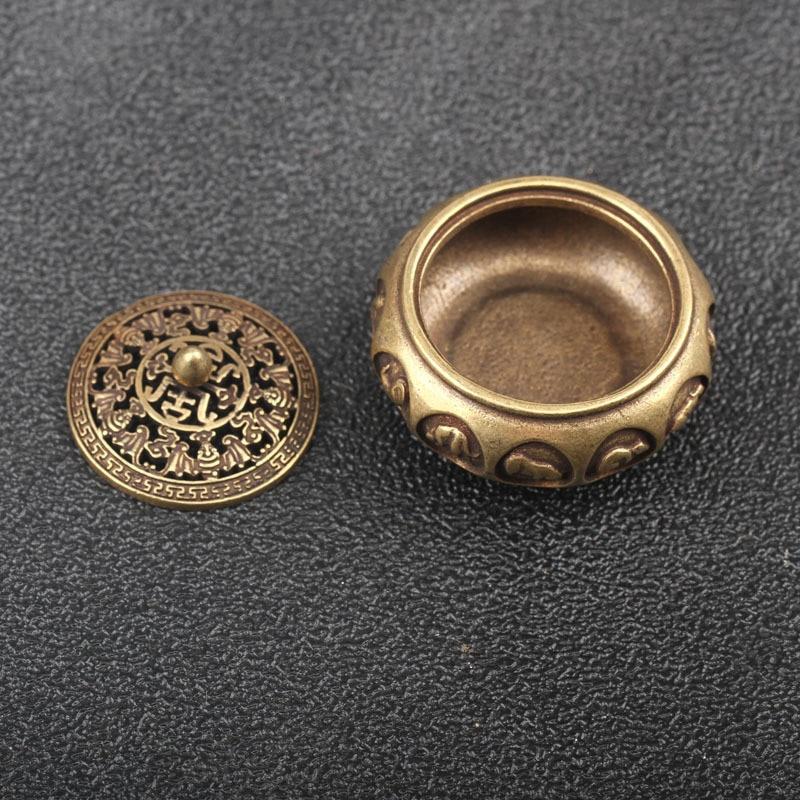 copper 12 zodiac animals incense burner (9)