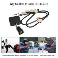 Drop Ship Easy Opening System Trunk Open Foot Sensor Module Smart Auto Tail Gate Lift V Best