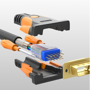 Image 4 - SAMZHE 1080P VGA Cable Gold plated Connector 1.5m VGA Cable 2m 3m 5m  for computer projector monitor screen