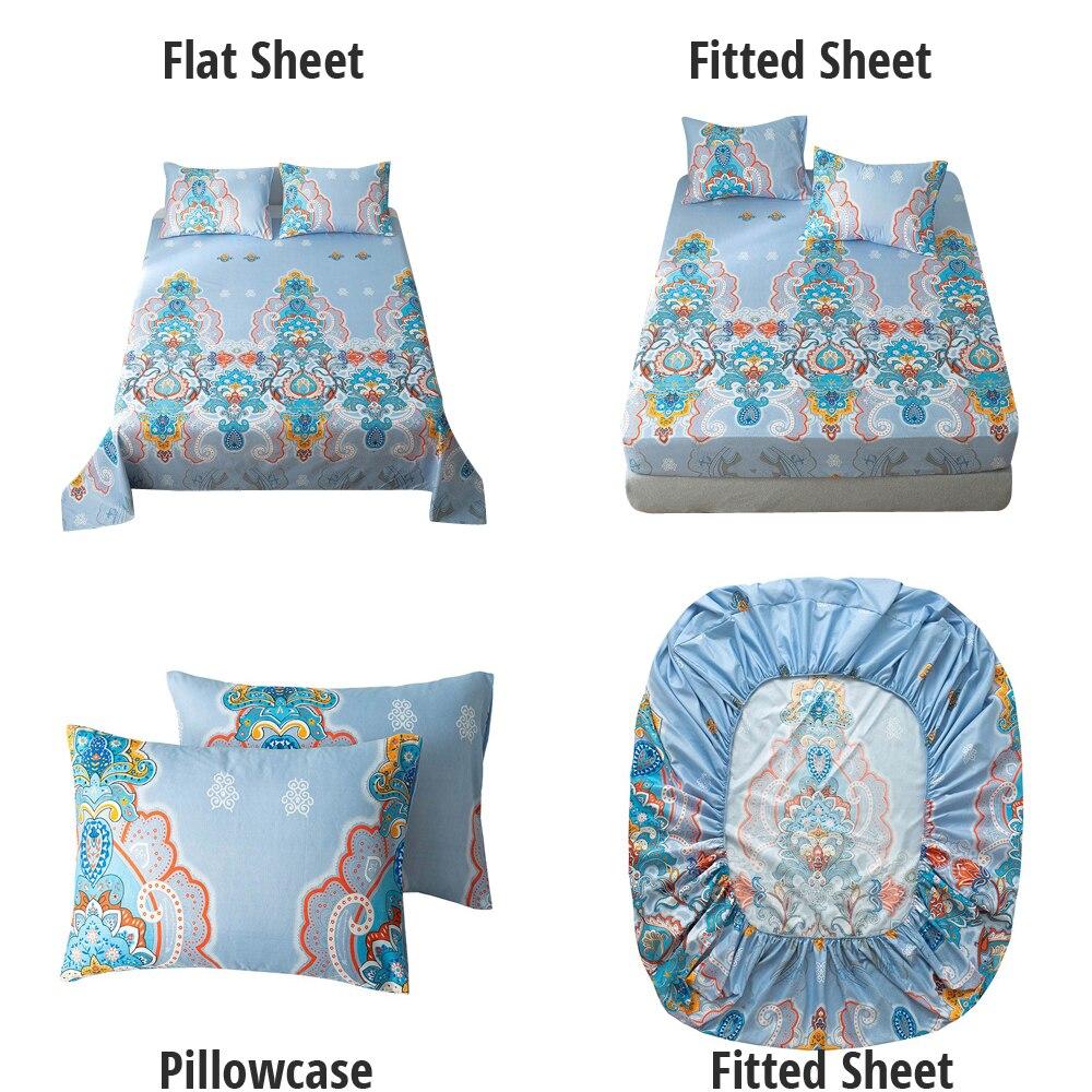 Svetanya Parure Duvet Cover Set Bedding Set Bed Set Boho Bed Sheets Bed Cover Set Bed Linen