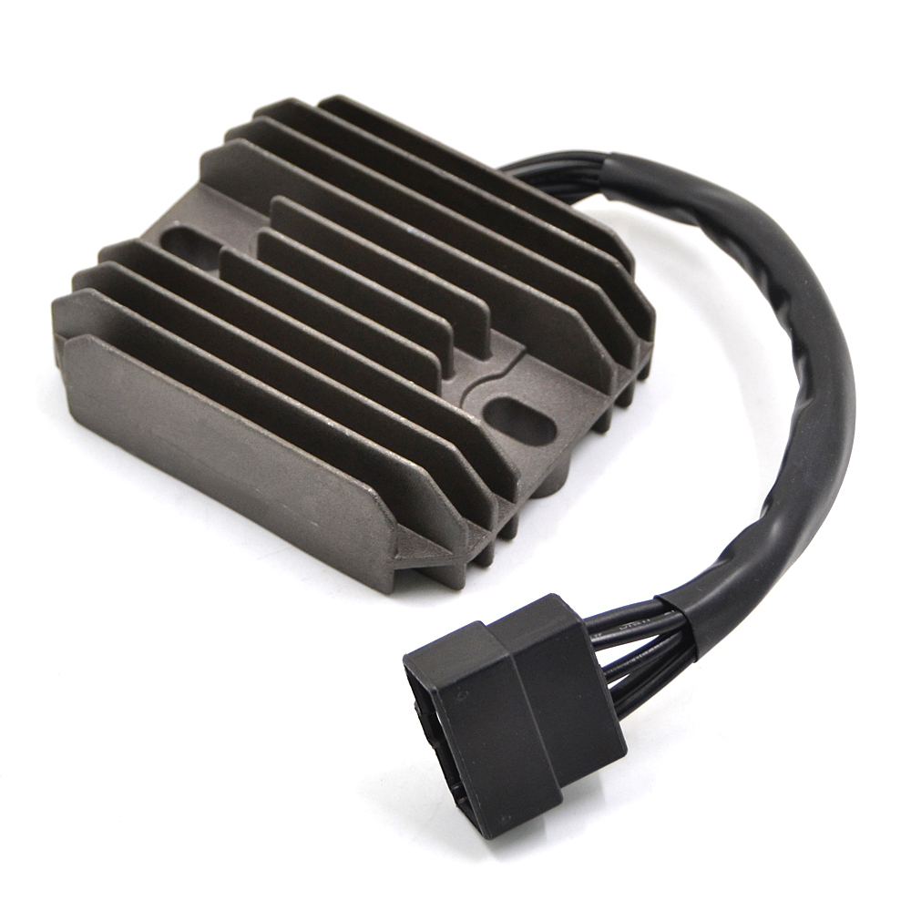 Motorcycle 12v Voltage Regulator Rectifier For <font><b>Suzuki</b></font> <font><b>Intruder</b></font> <font><b>VL1500</b></font> 1998-2004 LTF500F Quadrunner 1998-2002 image