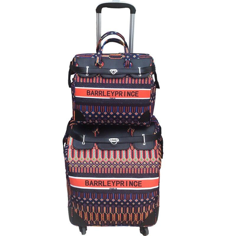 rodas com rolamento carry duffle bagagem define