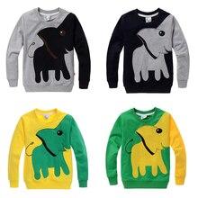 Outfits Sweater Baby-Boy Little-Boys Kids Children Cartoon Fashion Autumn Spring 2-8T