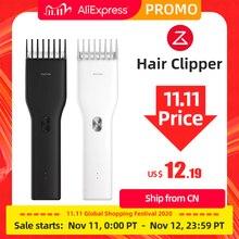 Машинка для стрижки волос Xiaomi Mi Enchen Boost, электрическая машинка для стрижки волос, двухскоростной Керамический триммер с быстрой зарядкойМашинки для стрижки волос    АлиЭкспресс