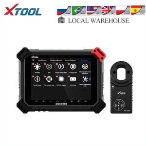 XTOOL Car-Diagnostic-Tool Immobilizer Programmer-Odometer-Adjustment Auto-Key PAD2 Professional