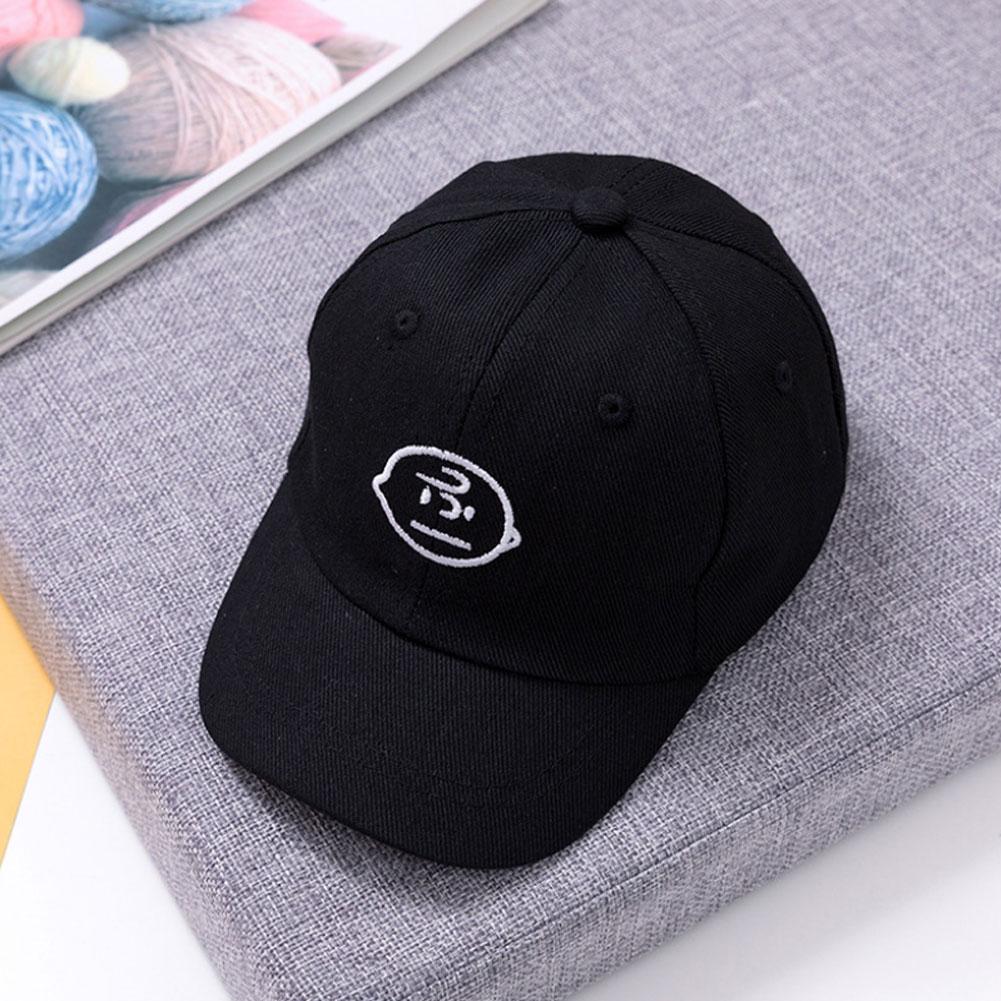 Children Baseball Beret Kids Cap Toddler Infant Hat Peaked Hats Snoopy Boy Girl Print Embroidery Boys Summer Hats