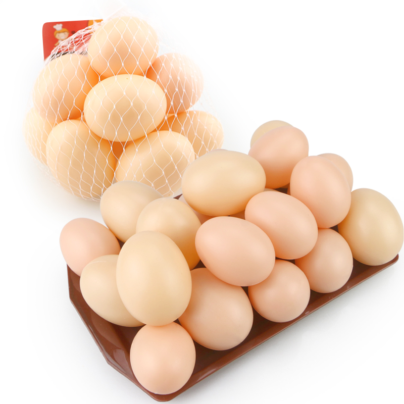 Hatching Egg Hen Poultry Hatch Breeding Simulation Plastic Artificial 5PCS//Lot