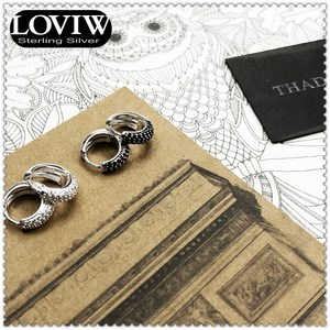 Image 3 - Water Drop Creole Hinged Hoop Earrings ,drop shipping European Style Fashion Good Jewerly For Women New Gift 925 Sterling Silver