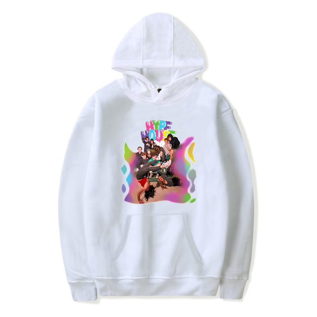 THE HYPE HOUSE THEMED HOODIE (13 VARIAN)