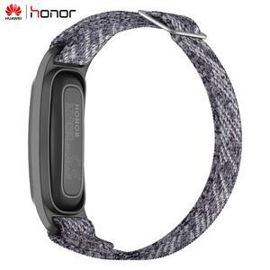 Image 3 - Смарт браслет Huawei Honor Band 5 с пульсометром и металлическим ремешком